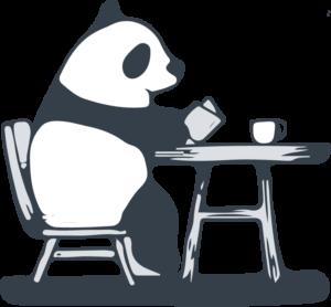 パンダのみ
