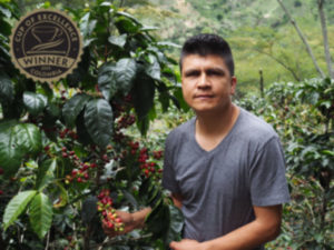 カップオブエクセレンスコロンビア第20位