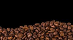 コーヒー豆背景