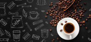 コーヒー背景